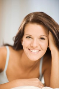 young woman smile 1