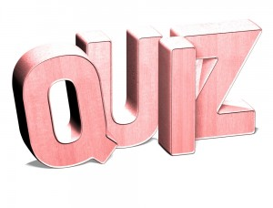 red quiz